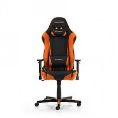 Fotoliu Gaming DXRacer Racing GC-R0-NO-Z1 / 150kg / 165 - 195cm / Black/Orange