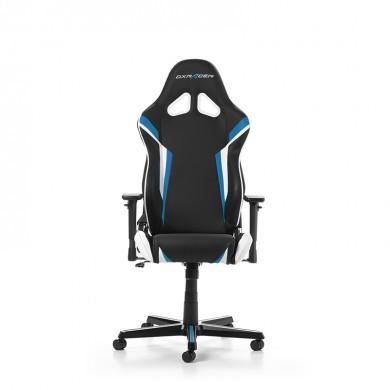 Fotoliu Gaming DXRacer Racing GC-R288-NBW-Z1/ 150kg / 165-195cm / Black/Blue/White