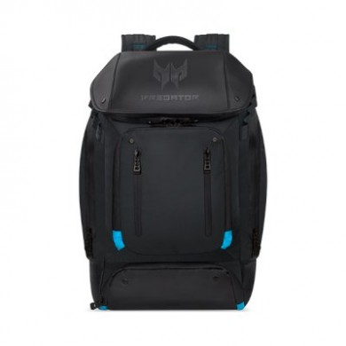 "15"" NB Backpack - ACER Predator Utility Backpack, PBG591, Water Resistant, 1680D Ballistic Polyester Fabric, Tear Blue."