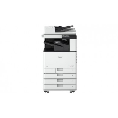 MFP Canon iR-ADV C3125i, Color Printer/Copier/Color Scanner/ DADF(100-sheet), Duplex,Fax, Net,  Wi-Fi, A3-15/15ppm, A4-25/25ppm, 25–400% step 1%,RAM 2Gb,2x550-sheet Cassette,52-220г/м2. Not in set - Toner C-EXV54Black_15,5k,Color_8,5k