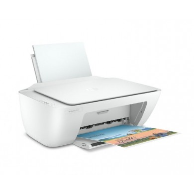 MFD HP DeskJet 2320, White, A4, 7.5/5.5 ppm, 4800x1200 dpi, scan 1200 x 1200,  Icon LCD display, up to 1000 pages, USB 2.0 Hi-Speed, , HP Smart; Apple AirPrint™; Mopria, (3YM61AE HP 305/3YM60AE: HP 305/XL cartridges)