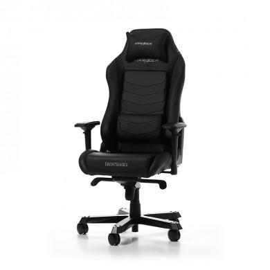 Fotoliu Gaming DXRacer Iron GC-I166-N-S4 / 150kg / 160 - 195cm / Black/Black