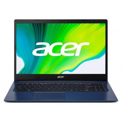 """Laptop 15.6"""" ACER Aspire A315-57G (NX.HZSEU.007) / Core i3 / 8GB / 256GB SSD / MX330 / Indigo Blue"""