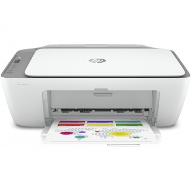 MFD HP DeskJet 2720, White, A4, 7.5/5.5 ppm, 4800x1200 dpi,scan 1200 x 1200, Icon LCD display, up to 1000 pages, USB 2.0 Hi-Speed, Wi-Fi 802.11 a/b/g/n, 86 Mb, HP Smart; Apple AirPrint™; Mopria, (3YM61AE HP 305/3YM60AE: HP 305/XL )