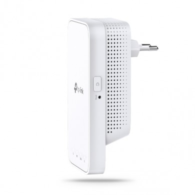 TP-LINK RE300  AC1200 Mesh Wall Plugged Range Extender, Atheros, 867Mbps on 5GHz +  300Mbps on 2.4GHz, 802.11ac/n/g/b, Ranger Extender mode, Access Control, Concurrent Mode boost both 2.4G/5G, WPS, OneMesh Technology