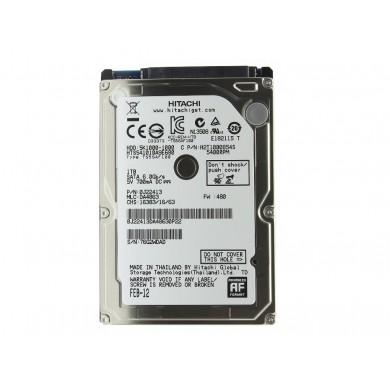"2.5"" HDD 750GB  Hitachi Travelstar 5K1000, 5400rpm, 8MB, 9.5mm, SATAIII (HTS541075A9E680), FR"