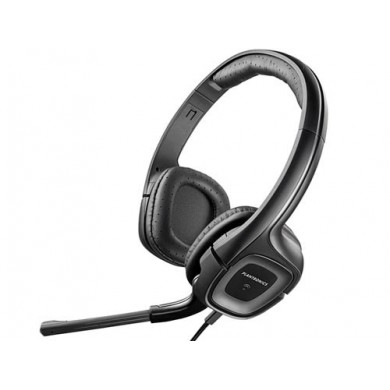 Plantronics Audio 355, Microphone noise-canceling, Speaker Driver Size 40mm, Receive output from 20 Hz–20 kHz, Microphone 100 Hz–10 kHz, 3.5 mm