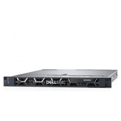 "Dell PowerEdge R440 1U Rack, Xeon Silver 4110 (8C/16T, 2.1GHz) 2х16GB RDIMM DDR4 2666MT/s, 1.2TB 10K SAS 12Gbps 2.5in Hot-plug HDD (up to 8х2,5"" Hot Plug HDD), PERC H730P RAID, iDRAC9 Express, TPM 2.0, no ODD, Dual Port 1Gb, Single PSU 550W."