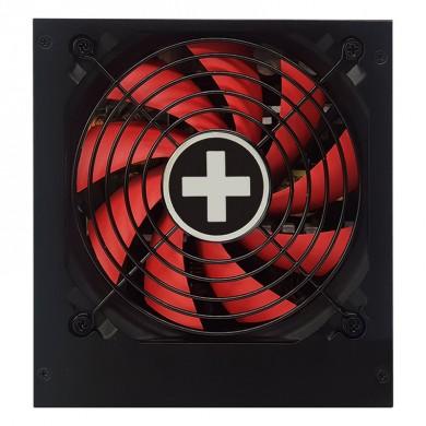 "PSU XILENCE XP550R11, 500W, ""Performance A+ III"" Series, ATX 2.52, 80 PLUS® BRONZE Active PFC, 120mm fan,+12V(37.5A), 20+4 Pin, 5x SATA, 1x PCI-E 6+2pin, 3x Peripheral, ErP2014 norm, Black"