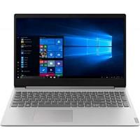 "Lenovo IdeaPad S340-15IIL Platinum Grey 15.6"" TN FHD 220 nits (Intel Core i3-1005G1, 8GB DDR4 RAM, 256GB M.2 2280 SSD, Intel UHD Graphics, w/o DVD, WiFi-AC/BT, 3cell, HD Webcam, RUS, W10Pro, 1.8kg)+Logitech Wireless Mouse M185 + SVEN AP-321M White"