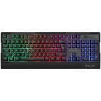 "MARVO ""K606"", Marvo Keyboard K606 Wired Gaming US LED Rainbow"