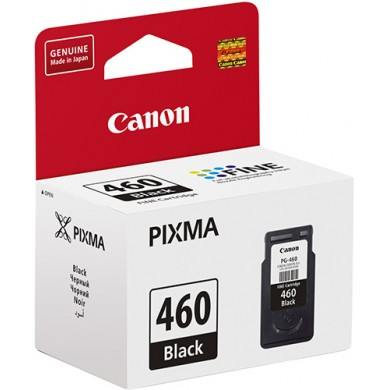 Ink Cartridge Canon PG-460, 8ml black for PIXMA TS5340