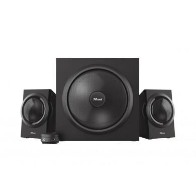 Trust Yuri 2.1 Speaker Set, 120w  - Black