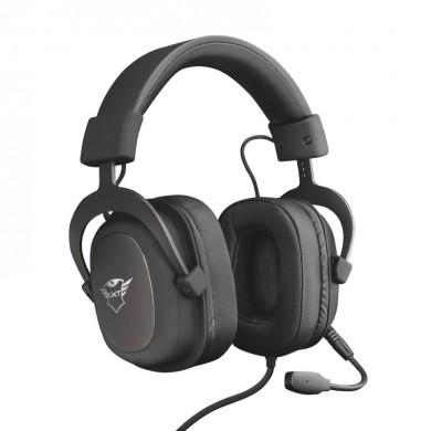 Casti Gaming Trust  GXT 414 Zamak Premium Multiplatform / Black