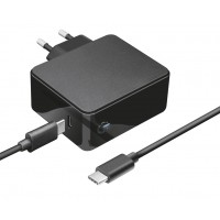 Trust Summa 45W Universal USB-C Charger, Universal and compact 45W charger with cable, to charge your laptop or any other device with USB-C port