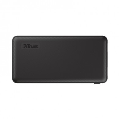 20000mAh Power bank - Trust Primo Ultra-Fast , Fast-charge with up to 18W power via Power Delivery and QuickCharge 3.0