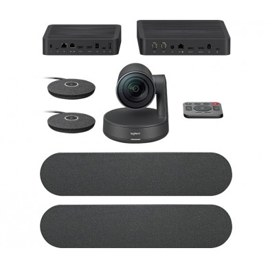 Logitech Video Conferencing System Rally PLUS Ultra-HD ConferenceCam