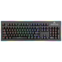 "MARVO "" KG940"", Marvo Keyboard Mechanical KG940 Wired Gaming US Rainbow, Red Switch"