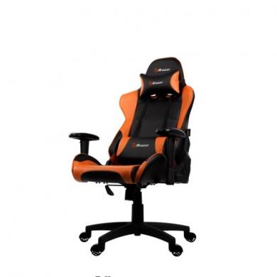 Fotoliu Gaming AROZZI Verona V2 VERONA-V2-OR / 100-105kg / 160-180cm /  Black/Orange