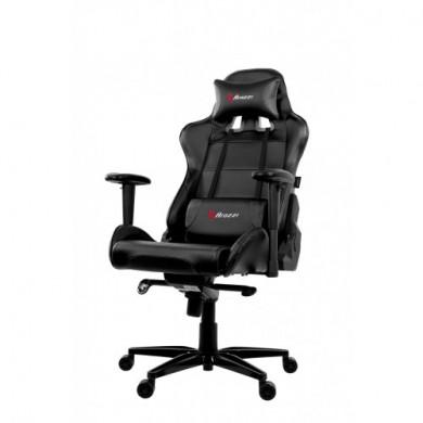 Fotoliu Gaming AROZZI Verona XL+ VERONA-XLPLUS-BLACK / 150-160kg / 170-200cm /  Black