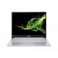 "ACER Swift 3 Pure Silver (NX.A0MEU.008), 14.0"" IPS FHD (Intel Core i5-1135G7 4xCore, 2.4-4.2GHz, 8GB(1x8) LPDDR4 RAM, 512GB PCIe NVMe SSD, Intel Iris Xe Graphics, WiFi-AX/BT 5.0, FPR, Backlit KB, 3cell, HD Webcam, RUS, No OS, 1.20kg, 15.95mm)"