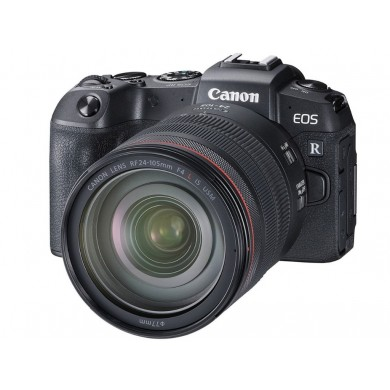 Mirrorless Camera CANON EOS R + RF 24-105 f/4-7.1 IS STM (3075C129)