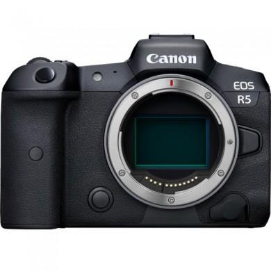 Mirrorless Camera CANON EOS R5 Body (4147C050)