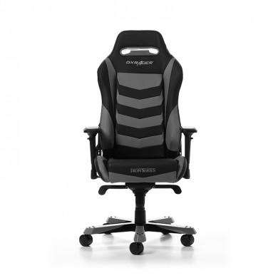 Fotoliu Gaming DXRacer Iron GC-I166-NG-S4 / 150kg / 160 - 195cm / Black/Grey
