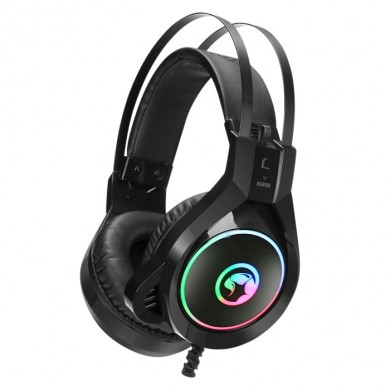 "MARVO ""HG8901"",  Marvo Headset HG8901 Wired Gaming, 3.5 mm, USB (Backlight)"