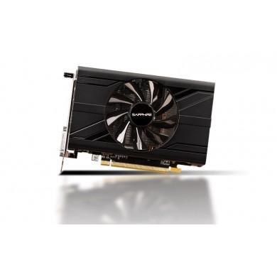 Sapphire PULSE ITX  Radeon RX 570 8GB GDDR5 256Bit 1244/6000Mhz, DVI, HDMI, DisplayPort, Single Fan, Intelligent Fan Control (IFC-III), Lite Retail