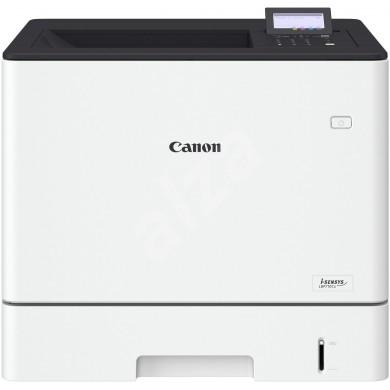 Printer Color Canon i-Sensys LBP-712CX, Duplex,Net,  A4,38ppm,1GB, 600x600dpi, 550+100 sheet tray, LCD CTScreen,UFRII,PCL5c,PCL6,Adobe® PostScript, Max.80k pages per month,Cart 040HBk & 040Bk (12500/6300ppm) & 055HC/M/Y&055C/M/Y(10000/5400ppm)
