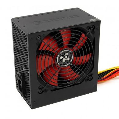 "PSU XILENCE XXP500R6_Bulk, 500W, ""Performance C"" Series, ATX 2.3.1, 80 PLUS ErP2014 norm, Active PFC, 120mm fan,+12V (15A/15A), 20+4 Pin, 4x SATA, 1x PCI-E 6+2pin, 2x Peripheral, Black"
