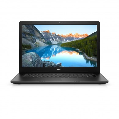"Laptop 17.3"" DELL Inspiron 17 3000 (3793) / Core i3 / 8GB / 256GB SSD / Black"
