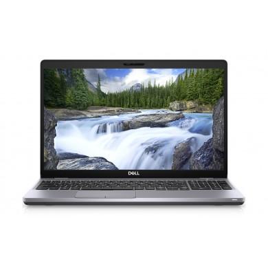 DELL Latitude 5510 Carbon Fiber 15.6'' FHD WVA  AG (Intel® Core™ i5-10210U, 1x8GB DDR4, M.2 512GB PCIe NVMe, Intel UHD 620 Graphics, no ODD, WiFi-AC/BT5.0, HDMl, USB Type C™ 3.1 Gen 2, 4 Cell 68Whr, HD Webcam, Backlit KB, Win10Pro, 1.82kg.)