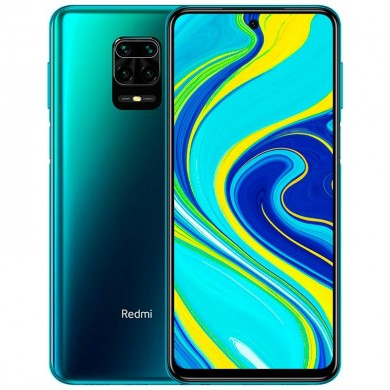 "Xiaomi RedMi Note 9S EU 64GB Blue, DualSIM, 6.67"" 1080x2400 IPS, Snapdragon 720G, Octa-Core 2.3GHz, 4GB RAM, Adreno 618, microSD (dedicated slot), 48MP+8MP+5MP+2MP/16MP, LED flash, 5020mAh, WiFi-AC/BT5.0, LTE, Android 10 (MIUI11),  Infrared port"