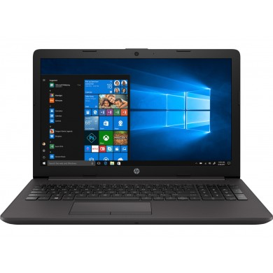 "HP 255 G7 Dark Ash Silver Textured, 15.6"" FHD SVA 220 nits (AMD Athlon Gold 3150U, 2.4-3.3GHz, 4GB (1x4) DDR4 RAM, 256GB M.2 SATA3 SSD, AMD Radeon Graphics, no ODD, CardReader, WiFi-AC/BT5, HDMI, 3cell, 0.3MP Webcam, Ru, FreeDOS, 1.78kg)"