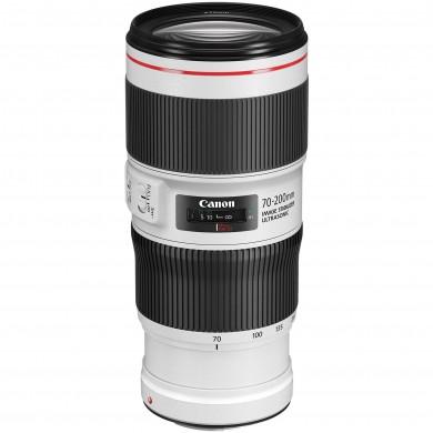 Zoom Lens Canon EF 70-200 mm f/4L IS II USM (2309C005)