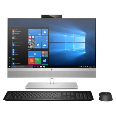"All-in-One PC 23.8"" HP EliteOne 800 G6 / lntel Core i5 / 16GB / 512GB SSD / Win10Pro / Silver"