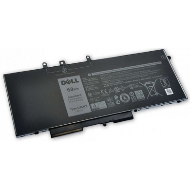 Dell 68Whr 4-Cell Primary Battery for Latitude 5280/5290/5480/5488/5490/5491/5495/5580/5590/5591 Precision 3520/20