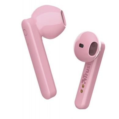 Casti Trust  Primo Touch Bluetooth / Pink