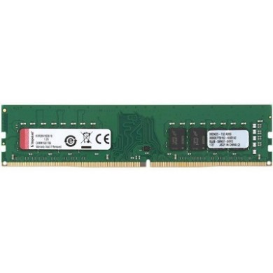 16GB DDR4-2666  Kingston ValueRam, PC21300, CL19, 1Rx8, 1.2V