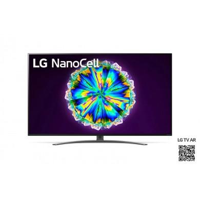 """49"""" NanoCell TV LG 49NANO866NA / 4K / SmartTV / Black"""