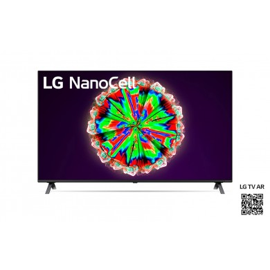 """55"""" NanoCell TV LG 55NANO806NA / 4K / SmartTV / Black"""