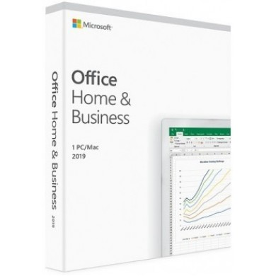 Office Home and Business 2019 Russian CEE Only Medialess P6
