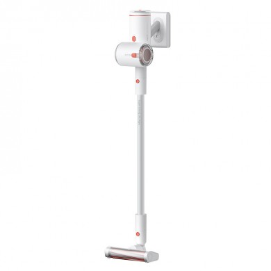 """XIAOMI """"Deerma VC25"""" EU, White, Handhold Cordless Vacuum Cleaner, Suction 150AW, 3 brush heads, Clean 120m2 on a full charge, Hepa filter system, 2.5kg"""