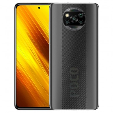 """Xiaomi Poco X3 NFC, 64GB/6GB, Shadow Gray, 6.67"""" 1080x2400 IPS"""