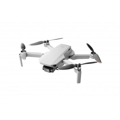 (905185) DJI Mavic Mini 2 - Portable Drone, RC, 12MP photo, 4K 30fps/FHD 60fps camera with gimbal, max. 4000m height/ 57.6kmph speed, max. flight time 31min, Battery 2250 mAh, 249g