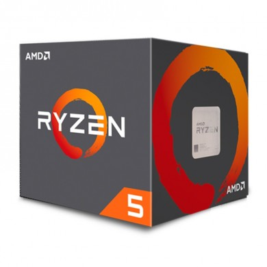 Procesor AMD Ryzen  5 1600 AF / AM4 / 6C/12T / Box (with Wraith Spire Cooler)