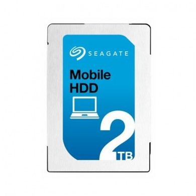 """2.5"""" HDD 2.0TB  Seagate ST2000LM007 Mobile™ HDD, 5400rpm, 128MB, 7mm, SATAIII, FR"""