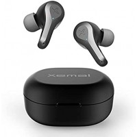 Edifier X5 Black True Wireless Stereo Earbuds,Touch, Bluetooth v5.0 aptX, IPX5, CVC 8.0 Voise Reduction, Dual MIC Array, Up to 10m connection distance, Battery Lifetime (up to) 6 hr, ergonomic in-ear